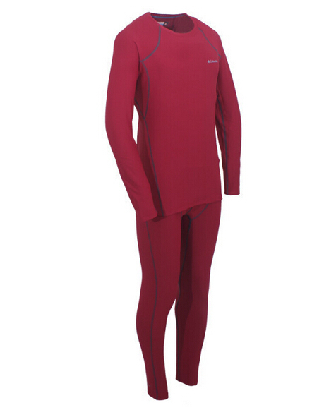 Outdoor New Brand Men s Thermal-Underwear-Set-Men Sport Heat Reflection Long Johns For Camping